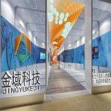 实木展厅设计 展览展具制作厂家 展厅装饰 服装展示设计公司