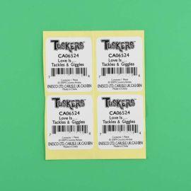 东莞印刷厂不干胶标签贴清晰度高条码不干胶铜版纸不干胶贴纸定做