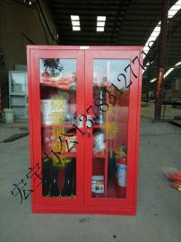 山东供应消防器材柜消防安检柜厂家