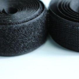 鴻益供應各種規格 各種材料 魔術貼 1cm - 15cm 色彩多樣 可來樣定做 彩色雌雄扣混紡魔術貼粘扣帶尼龍子母扣