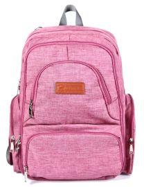 方振箱包供應雙肩媽咪雙肩包 時尚母嬰包背奶包可添加logo
