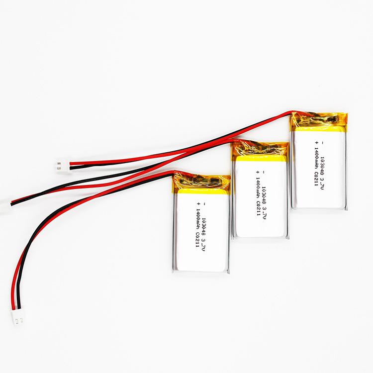 103048-1400mah 聚合物电池工厂