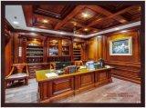 书柜--欧维嘉实木环保欧式书柜