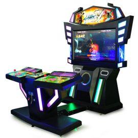 格鬥遊戲機 街機遊戲機 98格鬥遊戲機 比武的遊戲機