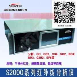 山东新泽仪器有限公司-二氧化碳气体分析仪