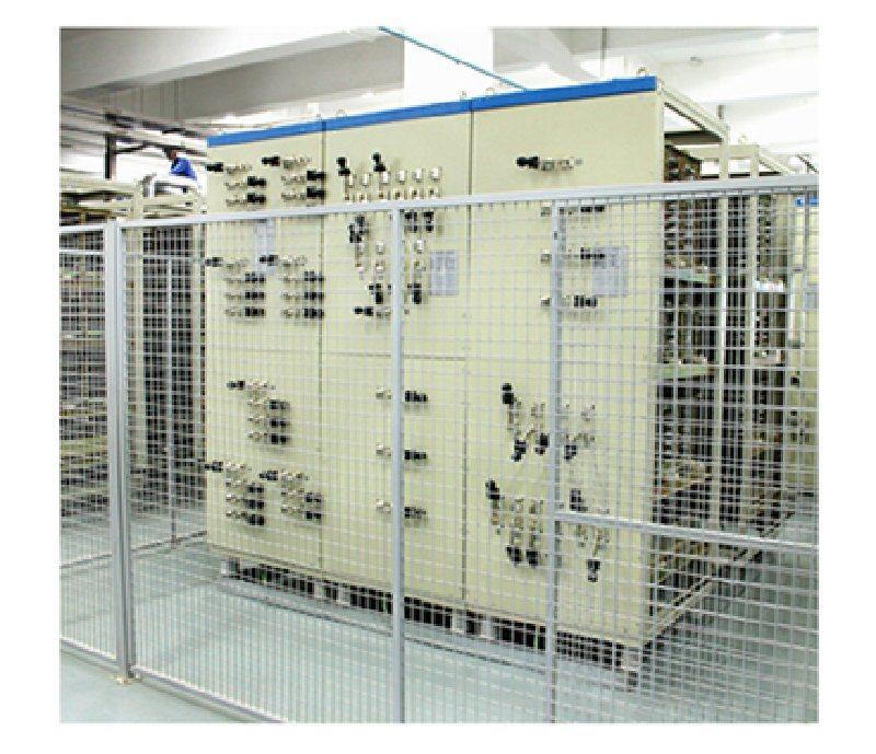 高壓直流開關電器電壽命試驗裝置
