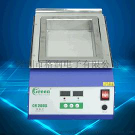 格润GR 200S镀钛锡炉的特点