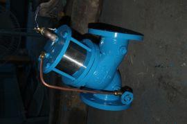 金钛H103X活塞式遥控浮球阀 DN1200