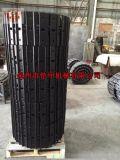 小松20/30履帶總成鋼材 PC20/30微挖底盤焊板鏈條 101節距履帶組廠家配套生產