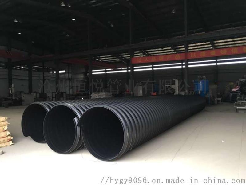 辽宁钢带管供应厂家 热缩带连接钢带管报价