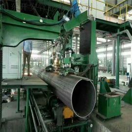 钢管桩 直缝焊管钢管桩 立柱用钢管