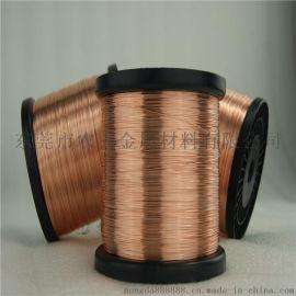东莞T2紫铜线销售 东莞红铜线生产厂家