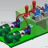 SOLTECH液壓系統