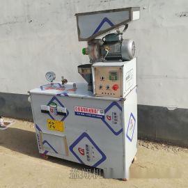 多功能自熟玉米面条机 钢丝面机 馇条机