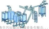 专业订制管链输送机加工 新品 石英砂灌仓垂直管链机