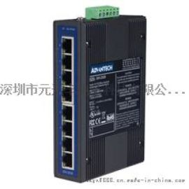 研华 工业交换机EKI-2528 8口工业级以太网