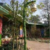 竹子庭院燈,竹子庭院造型路燈,LED竹子庭院燈