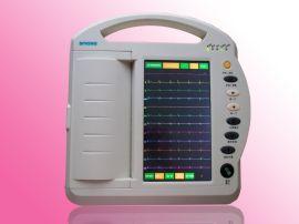 施博瑞ECG-912数字式十二道心电图机(彩屏)