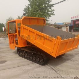 3吨履带运输车 农田履带车 爬山虎运输车厂家直销
