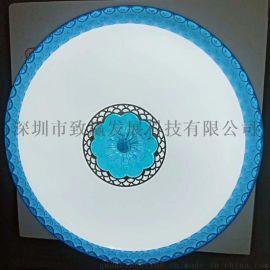 深圳市致赢LED吸顶灯500MM正白72W三段调光