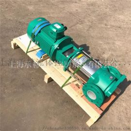 威乐水泵 MVI206不锈钢立式多级离心泵