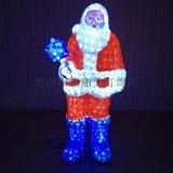 聖誕老人滴膠造型 聖誕雪人燈 聖誕老人燈 舉報