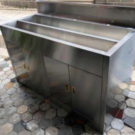 BL-XS304不锈钢水槽 双槽水槽