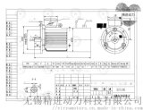 Y2VPEJ 112M-6-2.2kW變頻制動電機