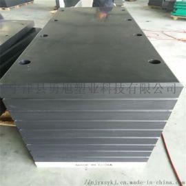 厂家生产 MGE工程塑料合金板 MGE顶推滑板