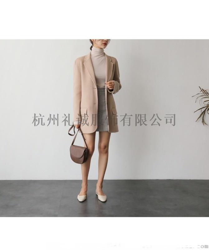 三彩品牌女装工厂尾货批发市场