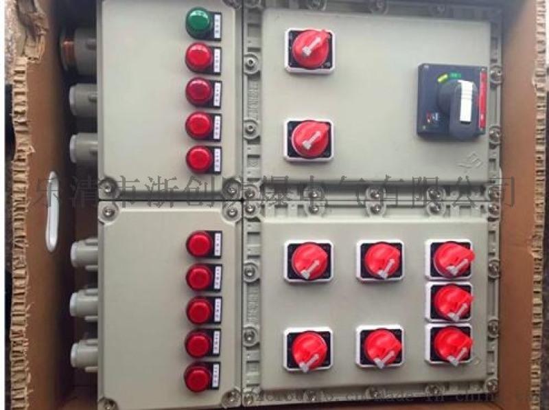 BXM-6K双电源消防应急防爆照明配电箱