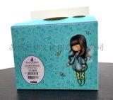 卡通纸盒 饰品装饰盒 白卡纸彩色印刷