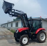 廠家直銷濰坊拖拉機改裝裝載機 TZ-4