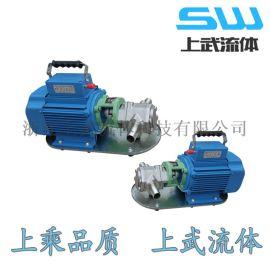 WCB型手提式不锈钢齿轮油泵