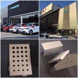 厂家供应新能源专卖店外墙铝板 墙面隔断铝条厂家