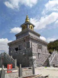 寺庙佛像与各种石雕产品制作