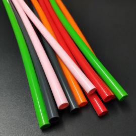 可定做食品级彩色硅胶管软管耐高温硅胶管套管