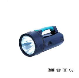 BW6100手提式防爆探照灯  强光防水探照灯