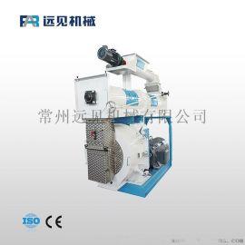 省时省力饲料制粒机 高效节能颗粒机 饲料加工设备