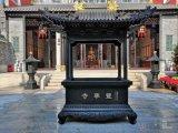 苍南寺庙香炉生产厂家 寺院铸铜香炉制造厂家