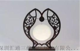 坪山3D打印手板厂 3D打印灯饰灯具 田园现代风格