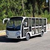 厂家直销专业定制电动观光车,燃油观光车