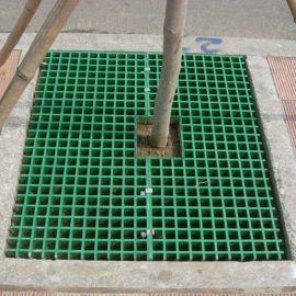 无磁性洗车房玻璃钢格栅板 排水沟格栅盖板