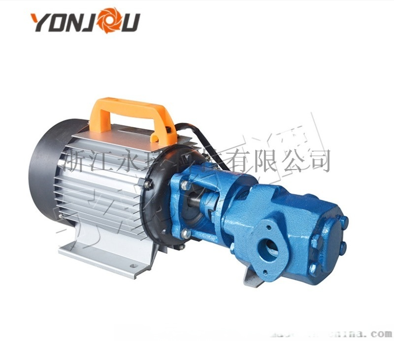 手提式齿轮油泵WCB