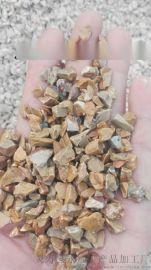 河南地板黄色碎石  卵石永顺厂家供应