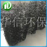 供应亲水阻燃高强度立体网状填料厌氧池生物网状填料
