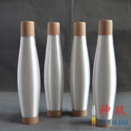 神玖石英纤维纱 高温高透波纤维材料 低介电复合材料