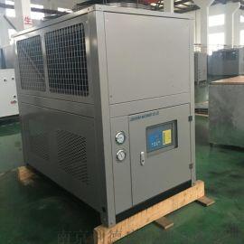 钢化玻璃专用冷水机,钢化玻璃设备配套冷水机