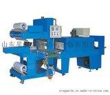 山东潍坊纸箱热缩包装机卡箍管件自动吸塑包装机