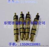 3.5立體鍍金雙聲道,3.5*6.0盤音視頻插針,音視頻插針
